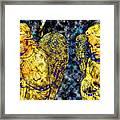Creche Angels 8 Framed Print