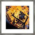 Critique Framed Print by Aaron Aldrich