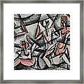 Cubism Framed Print