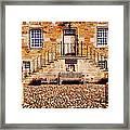 Culross Sketches 1  Scotland Framed Print