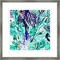 Curves Of Wonder Framed Print