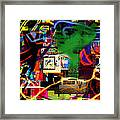 Daas 13d Framed Print