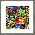 Daas 1h Framed Print by David Baruch Wolk