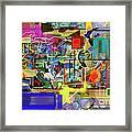 Daas 2 Zd Framed Print