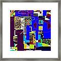 Daas 3 Framed Print by David Baruch Wolk
