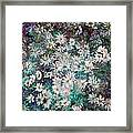 Daisy Dreamz Remix Framed Print