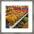 Dallas Farmers Market 2 Framed Print