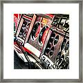 Dashboard 34639 Framed Print
