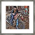 Dawn Jerome 2 Framed Print