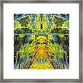 Decalcomaniac Intersection 1 Framed Print