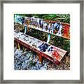 Dedicated To Our Love  Framed Print