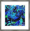 Deep Sea Exploration Framed Print