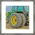 Deere 4 Framed Print by Baywest Imaging