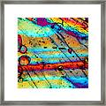 Dho 007 Eucrite 160x Framed Print