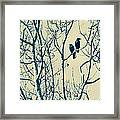 Differing Views Framed Print by Caitlyn  Grasso