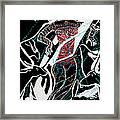 Dinka Dance Framed Print