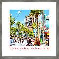Disney Studios Walt Disney World Orlando Florida Framed Print