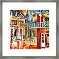 Divine New Orleans Framed Print