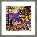 Divinely Blessed Marital Harmony 16f Framed Print