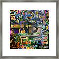 Divinely Blessed Marital Harmony 48 Framed Print