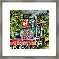 Dixiana Engine Framed Print