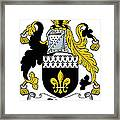 Dixon Coat Of Arms Irish Framed Print