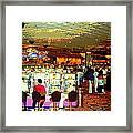 Do You Come Here Often ? Casino Slot Machine Pick Up Lines As You Gamble Your Life Savings Away Framed Print