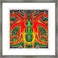 Doctor Octopus Framed Print