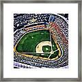 Dodger Stadium Painting Painting By Florian Rodarte