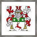 Doherty Coat Of Arms Irish Framed Print