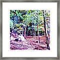 Dolmen Pass Framed Print