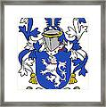 Domvile Coat Of Arms Irish Framed Print