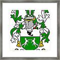 Donohue Coat Of Arms Irish Framed Print