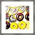 Doughhhnuts Framed Print