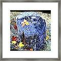 Down To Earth Beauty Framed Print
