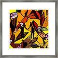 Dragonfly Man   Framed Print