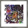 Dream Fragments Framed Print