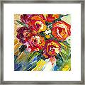 Dream Roses Framed Print