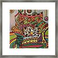 Dreaming Of Lollipops Framed Print