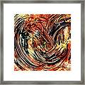Earth Winds Framed Print