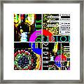 Eat Drink Explore Repeat 20140713 Horizontal Framed Print