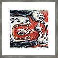 Eat Me - 2011 Framed Print