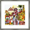Egypt Framed Print by George Rossidis