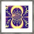 Einstein's Universe 3 Framed Print