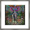 Elephant Dream Framed Print
