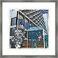 Embarcadero Buildings In San Francisco-california  Framed Print