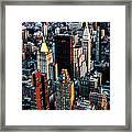Empire View Framed Print