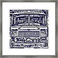 Engine 5 Framed Print
