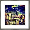 Enraptured By Amalfi Framed Print by H Hoffman