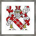 Enright Coat Of Arms Irish Framed Print